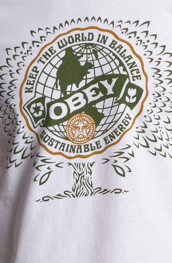 Alternate Image 3  - Obey 'World Balance' T-Shirt