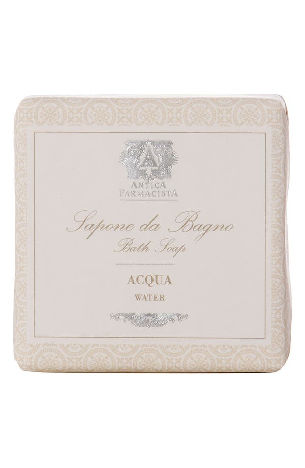 'Acqua' Bar Soap,                             Main thumbnail 1, color,                             No Color