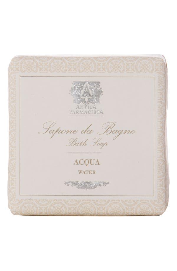 Alternate Image 1 Selected - Antica Farmacista 'Acqua' Bar Soap