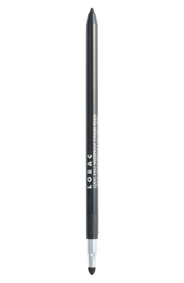 Main Image - LORAC 3-in-1 Waterproof Eye Pencil