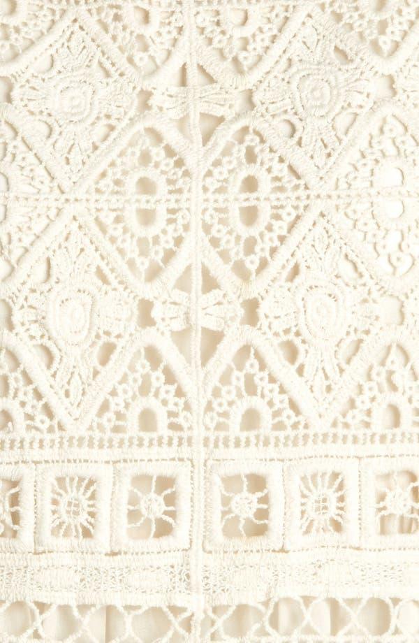 Alternate Image 4  - Creative Commune Crochet Top