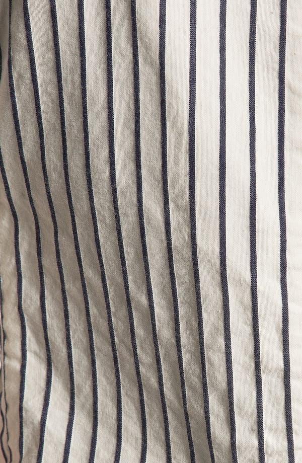 Alternate Image 3  - Scotch & Soda Stripe Cotton Blazer