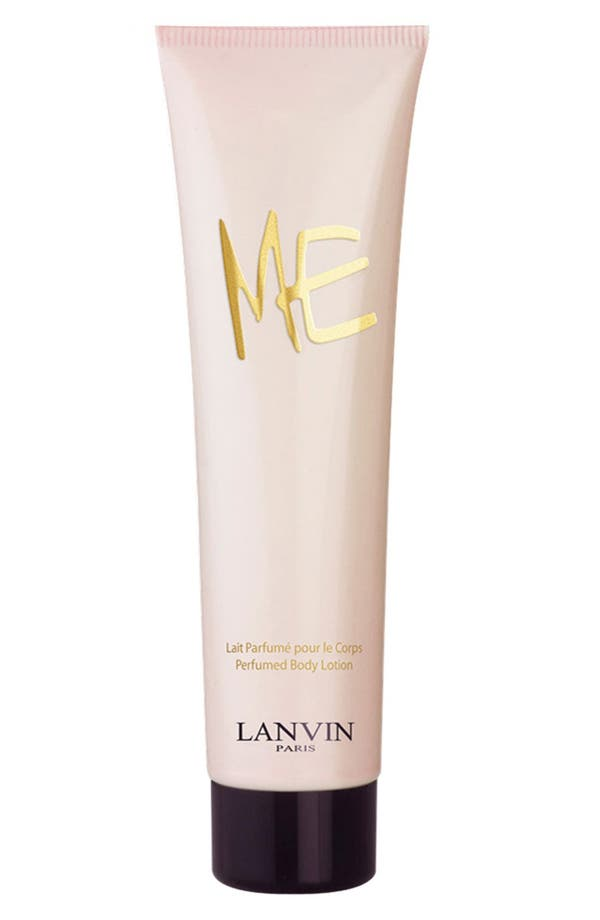 Main Image - Lanvin 'ME' Perfumed Body Lotion