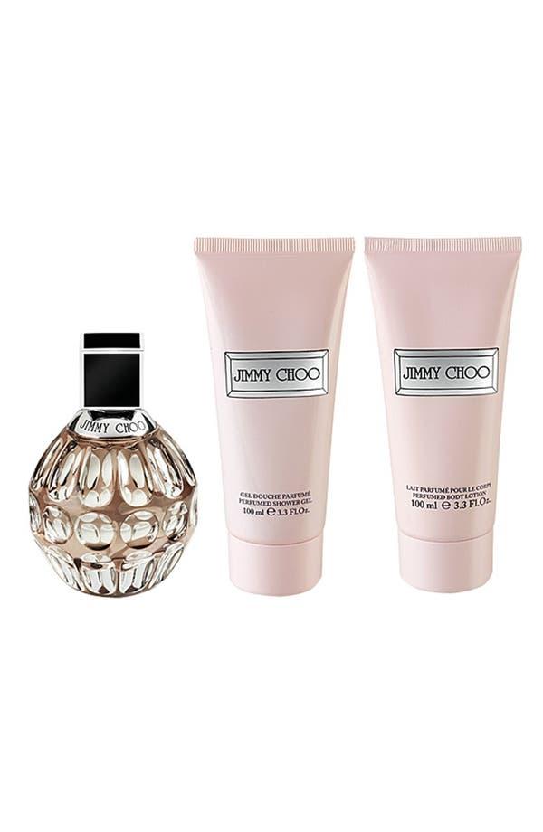 Alternate Image 2  - Jimmy Choo Eau de Parfum Gift Set ($154 Value)