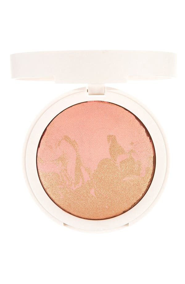 Alternate Image 1 Selected - Topshop Blush and Bronzer duo