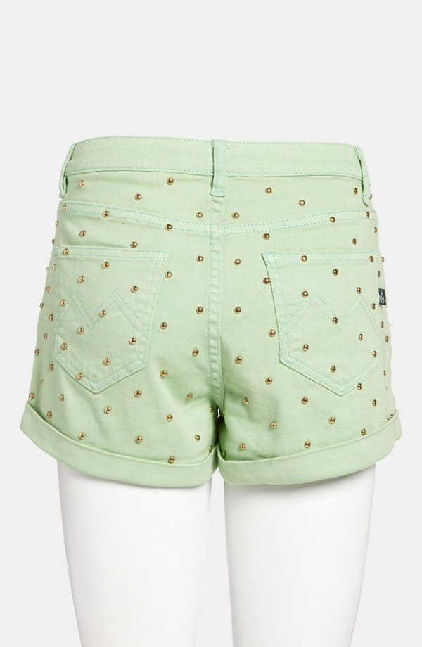 Alternate Image 2  - MINKPINK 'Cheeky Stud' High Waist Shorts