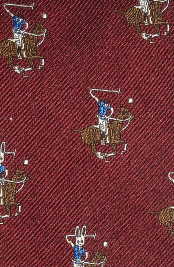 Alternate Image 2  - Psycho Bunny Woven Silk Tie