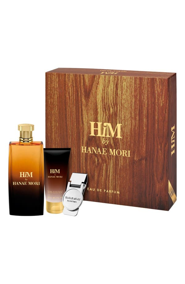 Alternate Image 1 Selected - HiM by Hanae Mori Deluxe Fragrance Set ($110 Value)