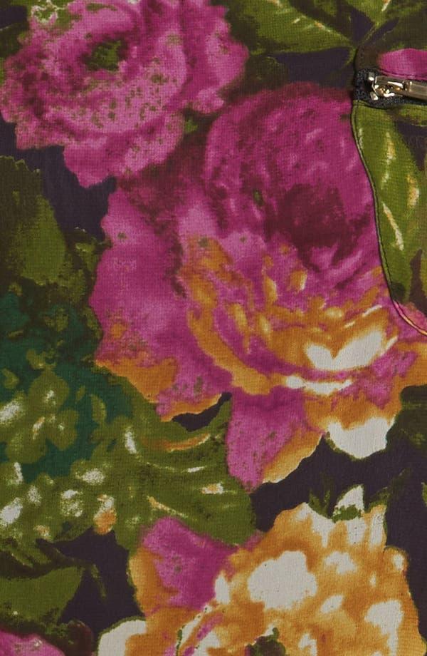 Alternate Image 3  - I.Madeline Floral High/Low Dress