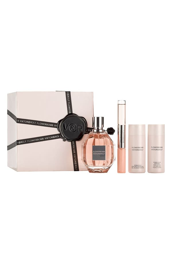 Main Image - Viktor&Rolf 'Flowerbomb' Addict Set