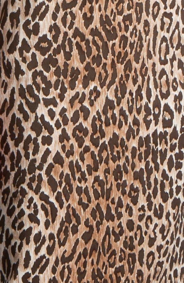 Alternate Image 3  - Dolce&Gabbana Leopard Print Dress