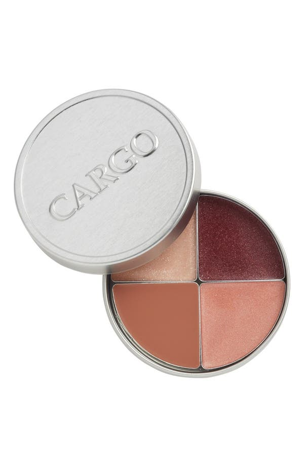 Alternate Image 1 Selected - CARGO Lip Gloss Quad