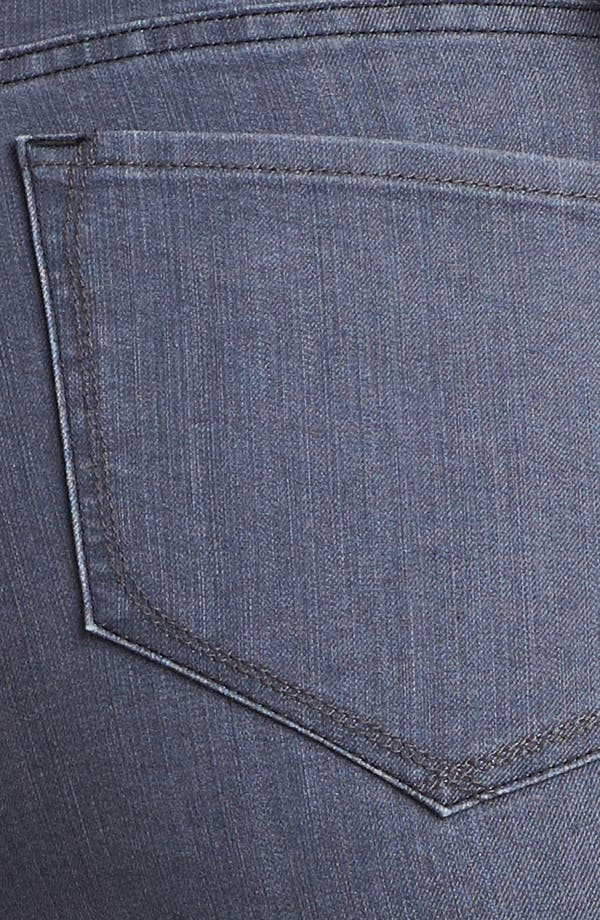 Alternate Image 3  - NYDJ 'Audrey' Skinny Ankle Jeans (Plus Size)