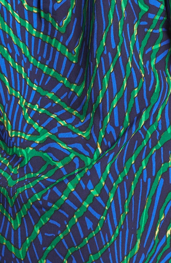 Alternate Image 3  - Anne Klein 'Reef' Print Shirt (Plus Size)
