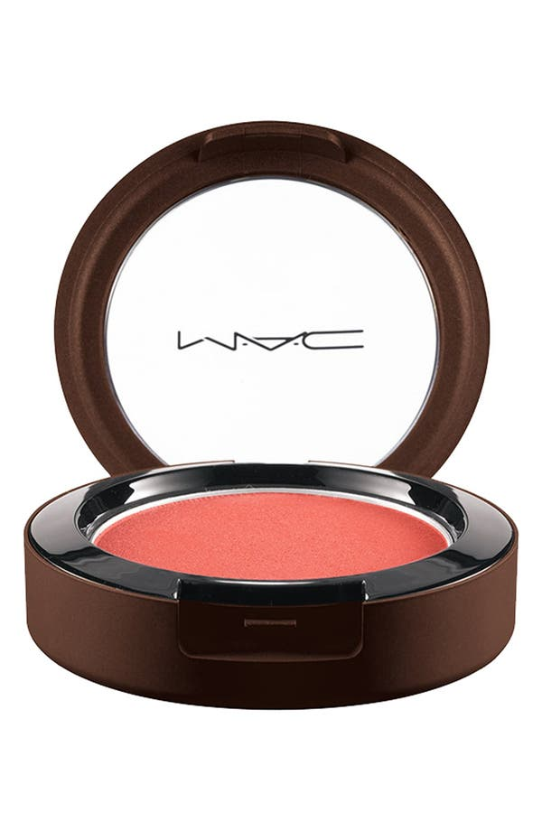 Alternate Image 1 Selected - M·A·C 'Temperature Rising' Powder Blush