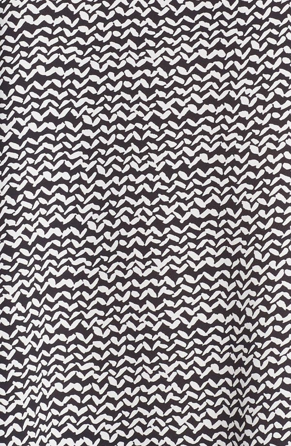 Alternate Image 3  - Eight Sixty Sleeveless Print Top (Plus Size)