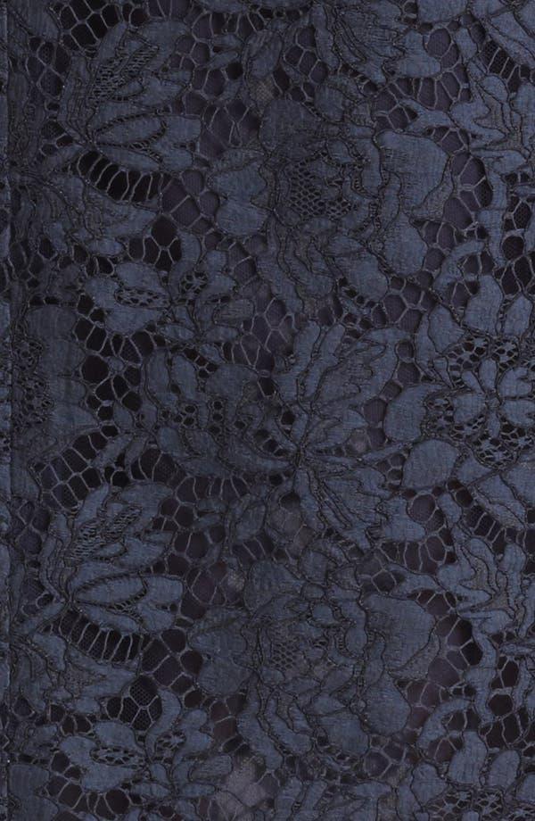 Alternate Image 3  - Valentino Tubino Lace Skirt