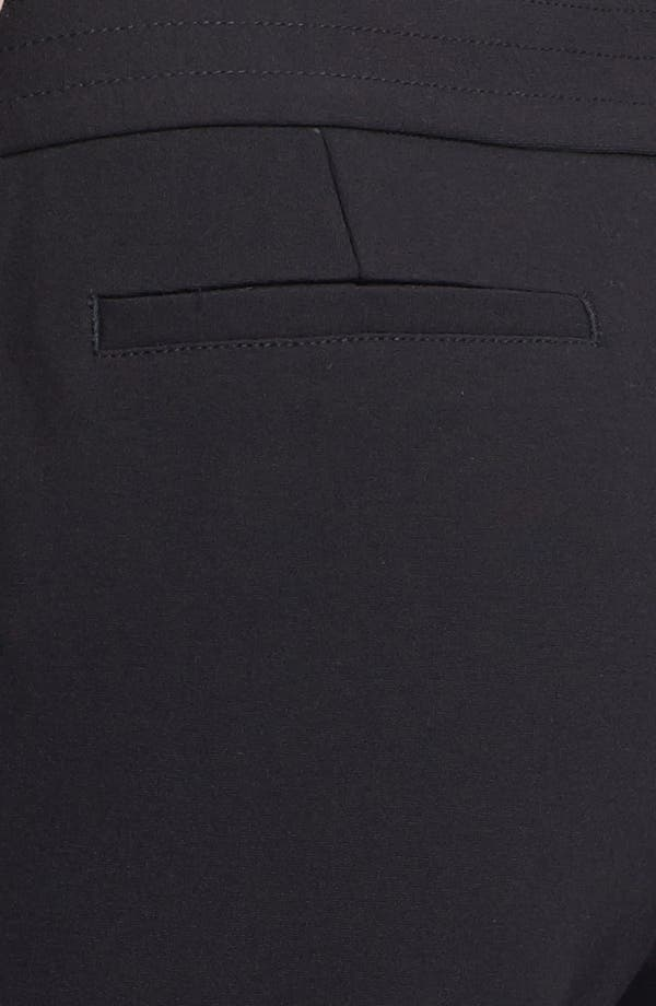Alternate Image 3  - Ted Baker London 'Stab Stitch' Stretch Tapered Trousers