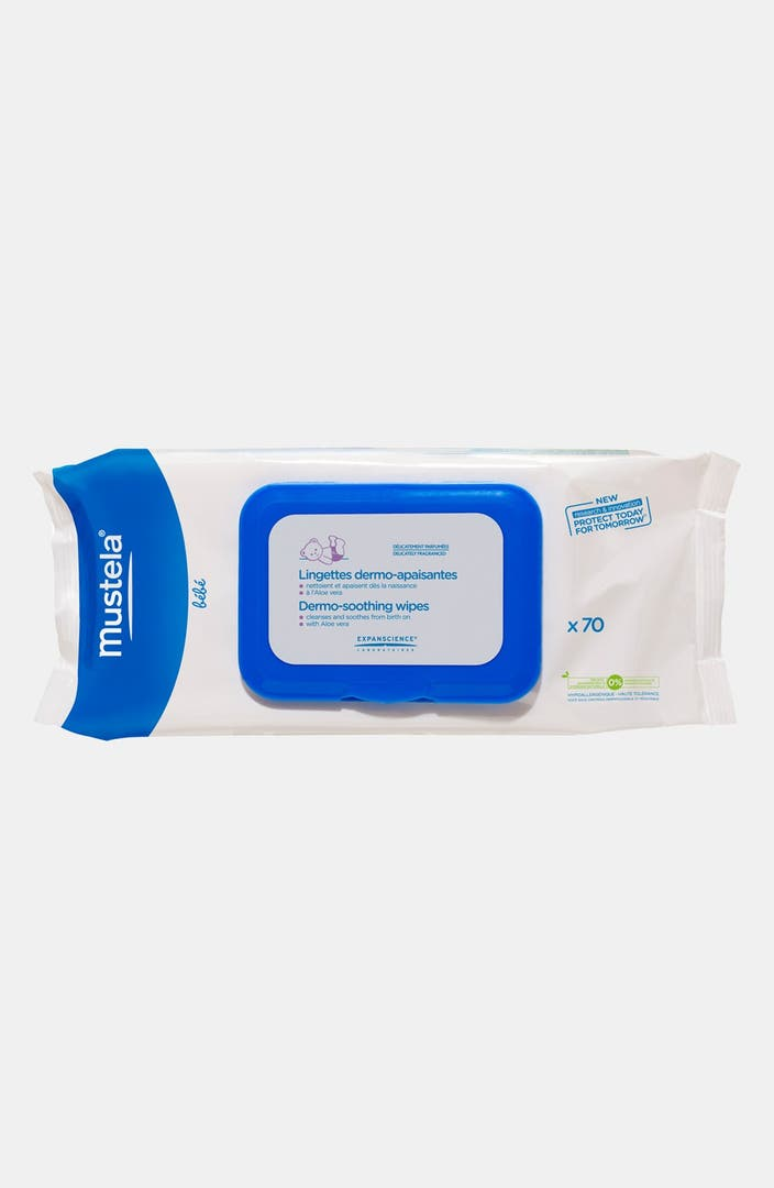 Mustela dermo soothing wipes nordstrom for Same day custom t shirts near me