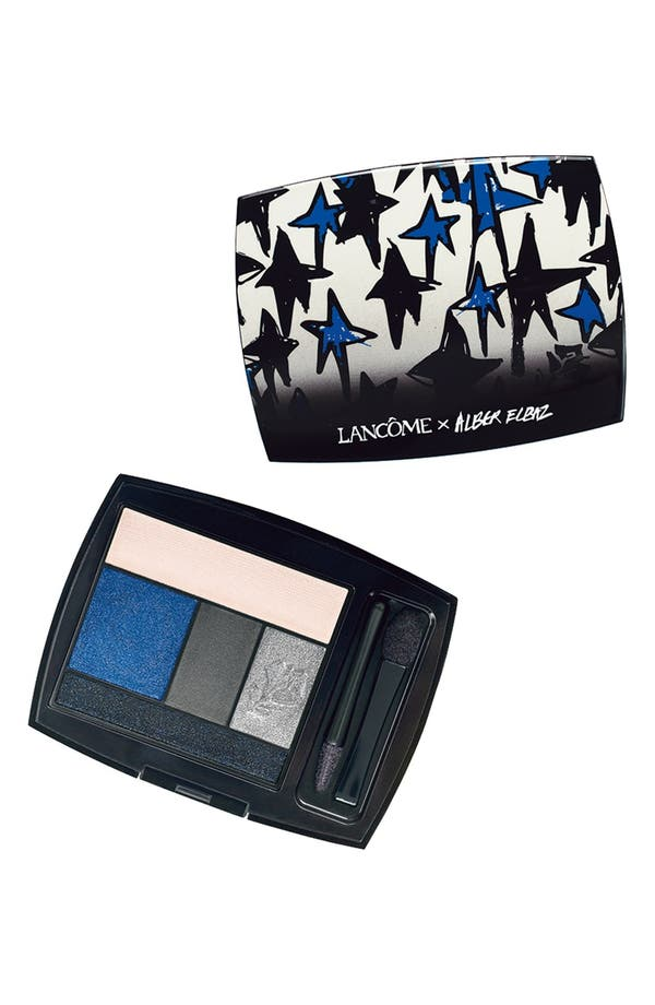 Main Image - Lancôme 'Show by Alber Elbaz - Color Design' Shadow & Liner Palette (Midnight Rush)