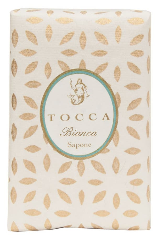 Alternate Image 1 Selected - TOCCA 'Bianca Sapone' Bar Soap