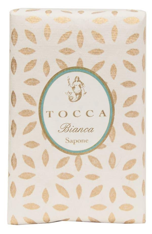 Main Image - TOCCA 'Bianca Sapone' Bar Soap