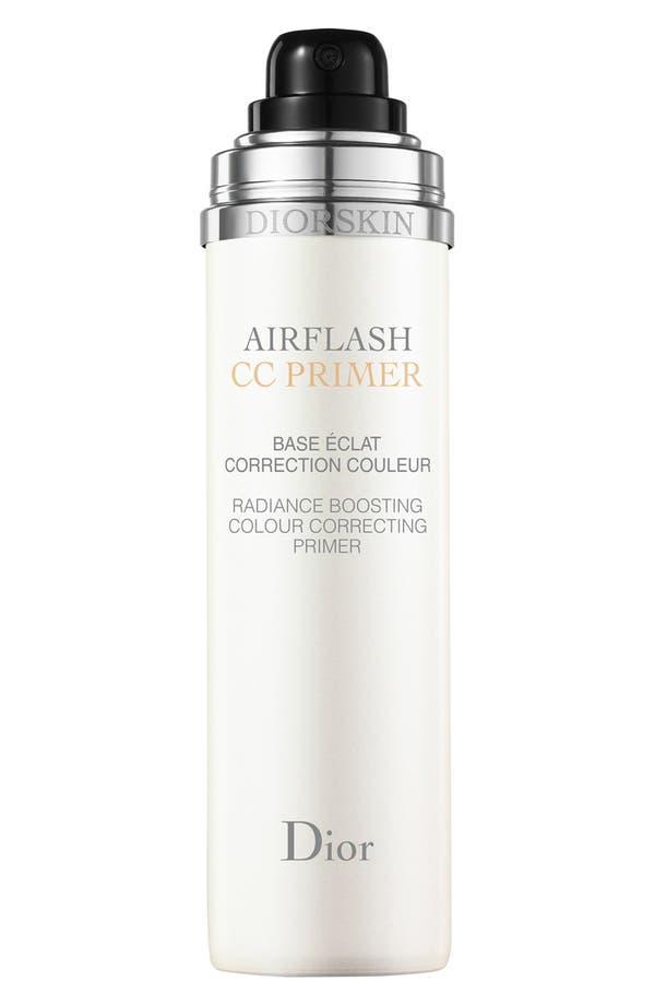 Main Image - Dior 'Airflash - CC Primer' Radiance Boosting Color Correcting Primer