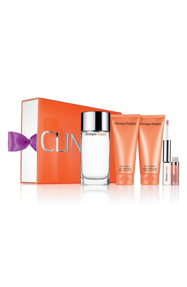 Alternate Image 1 Selected - Clinique 'Absolutely Happy' Set ($114 Value)