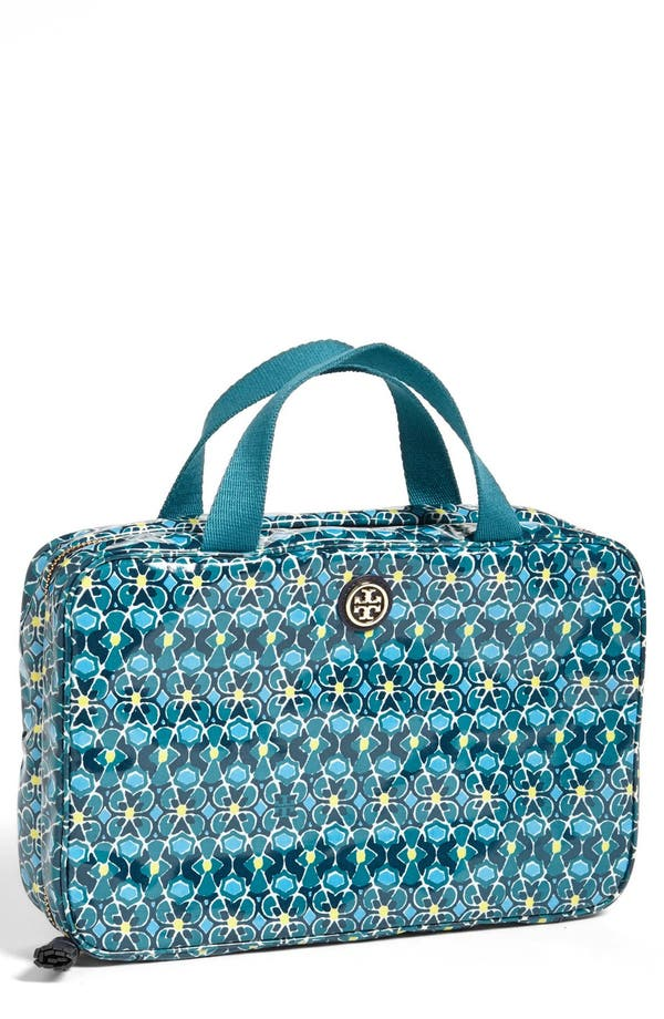 Alternate Image 1 Selected - Tory Burch Hanging Cosmetics Case