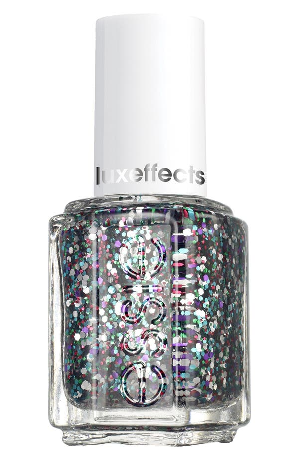 Alternate Image 1 Selected - essie® 'Luxeffects - Encrusted Holiday 2013' Topcoat