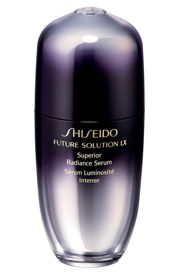Main Image - Shiseido 'Future Solution LX' Superior Radiance Serum