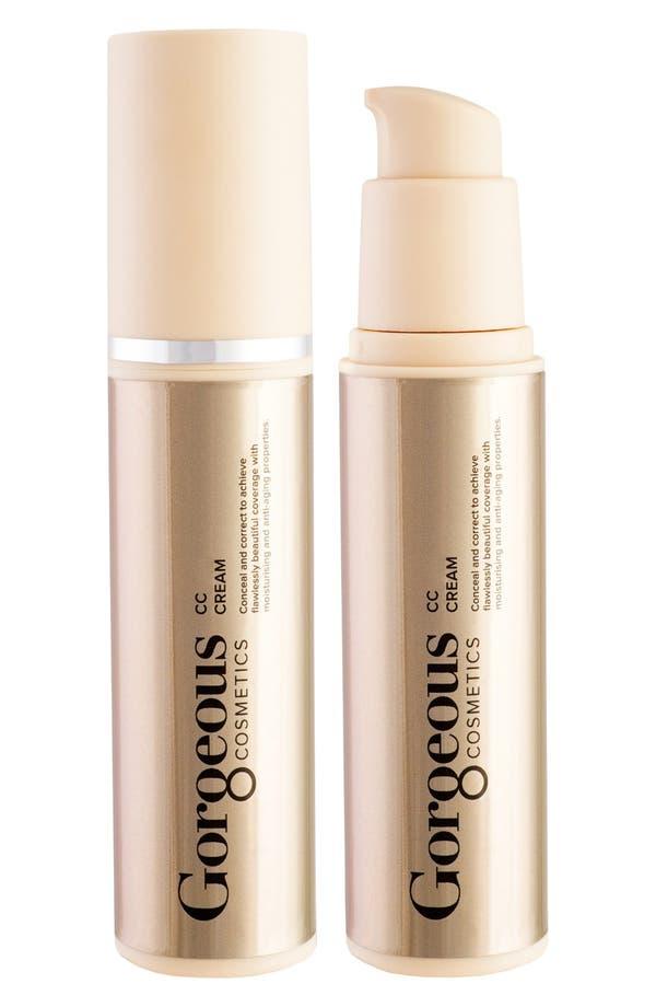 Main Image - Gorgeous Cosmetics CC Cream
