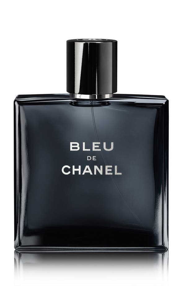BLEU DE CHANEL Eau de Toilette Spray,                             Main thumbnail 1, color,                             No Color