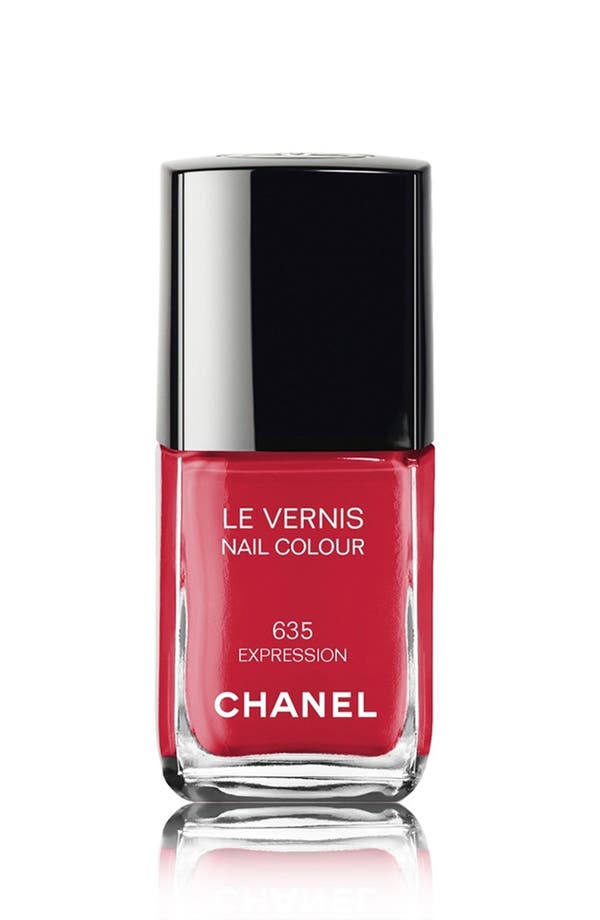 LE VERNIS<br />Nail Colour,                         Main,                         color, 635 Expression