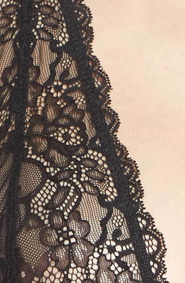 Alternate Image 5  - Chelsea28 Lace Bodysuit