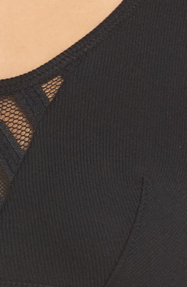 Alternate Image 5  - ELSE Modal & Cashmere Bralette