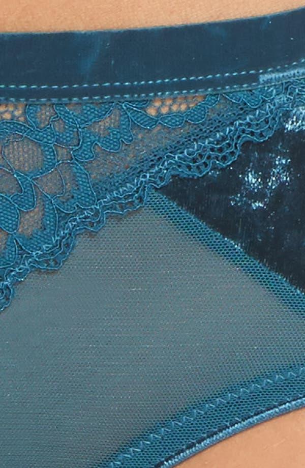 Alternate Image 5  - Honeydew Intimates Cutout Bikini