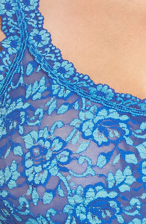 Alternate Image 6  - Hanky Panky Lace Camisole (Plus Size)