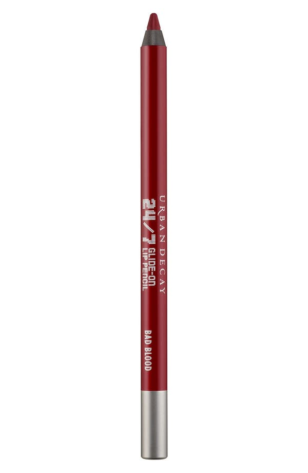 Alternate Image 1 Selected - Urban Decay 24/7 Glide-On Lip Pencil