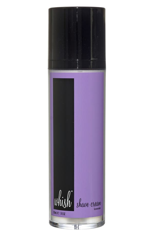 Lavender Shave Cream,                         Main,                         color, No Color