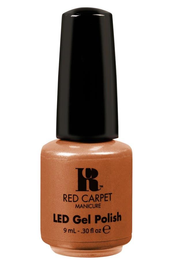 Alternate Image 1 Selected - Red Carpet Manicure LED Nail Gel Polish