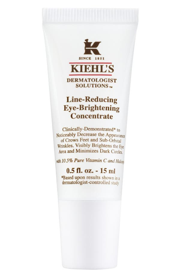 Main Image - Kiehl's Since 1851 Line-Reducing Eye-Brightening Concentrate