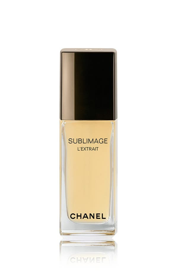 Main Image - CHANEL SUBLIMAGE L'EXTRAIT  Intensive Recovery Treatment