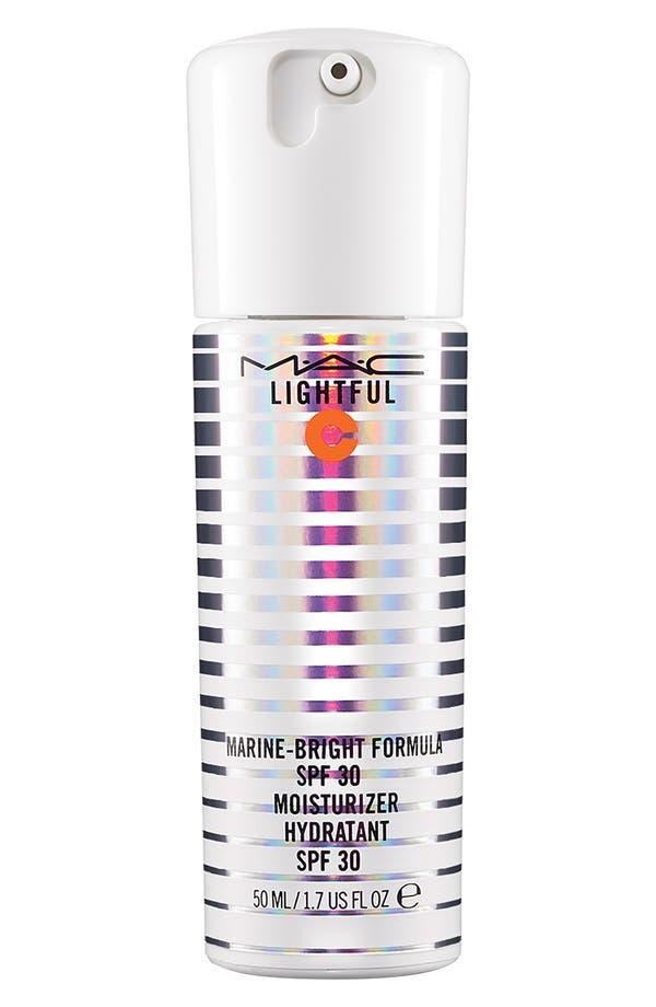 Main Image - MAC 'Lightful C' Marine-Bright Formula SPF 30 Moisturizer
