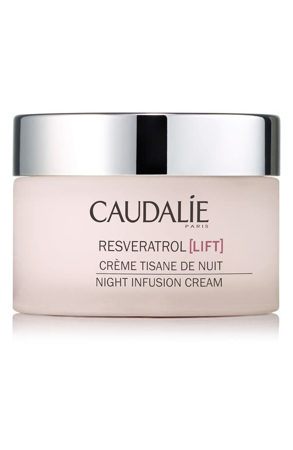 Alternate Image 1 Selected - CAUDALÍE Resveratrol Lift Night Infusion Cream