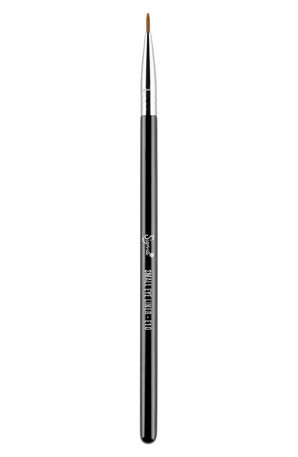 E10 Small Eye Liner Brush,                         Main,                         color, No Color