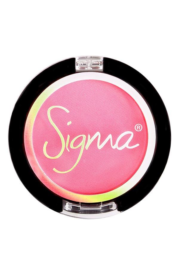 Alternate Image 1 Selected - Sigma Beauty Blush