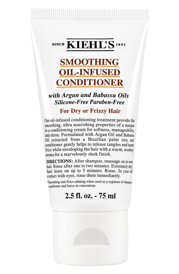 Alternate Image 2  - Kiehl's Since 1851 Smoothing Oil-Infused Conditioner