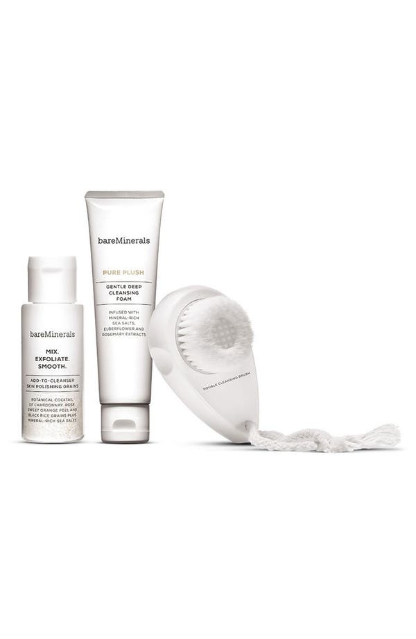 Alternate Image 1 Selected - bareMinerals® Double Cleansing Method™ Set (Limited Edition) ($56 Value)
