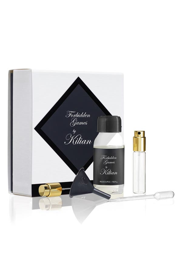 'In the Garden of Good and Evil - Forbidden Games' Fragrance Set,                         Main,                         color, No Color